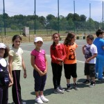 Tournoi de Tennis - Ecole